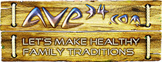Ave34. Let's make healthy traditions.